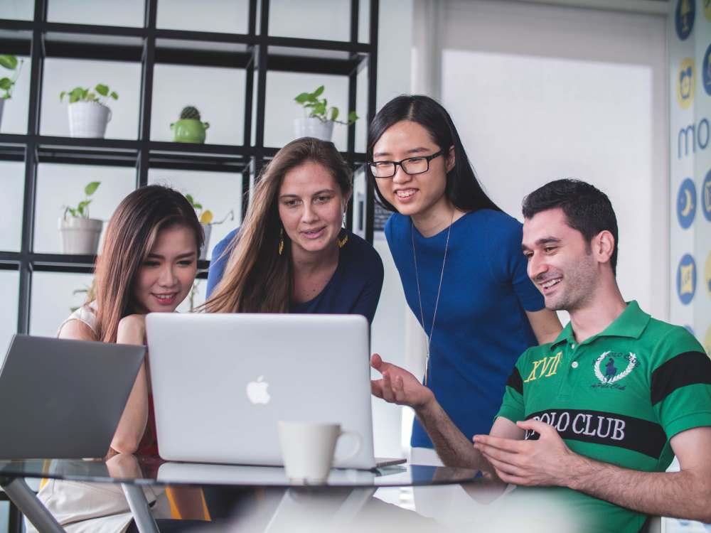 Le coaching permet de développer l'aspect collectif de votre entreprise