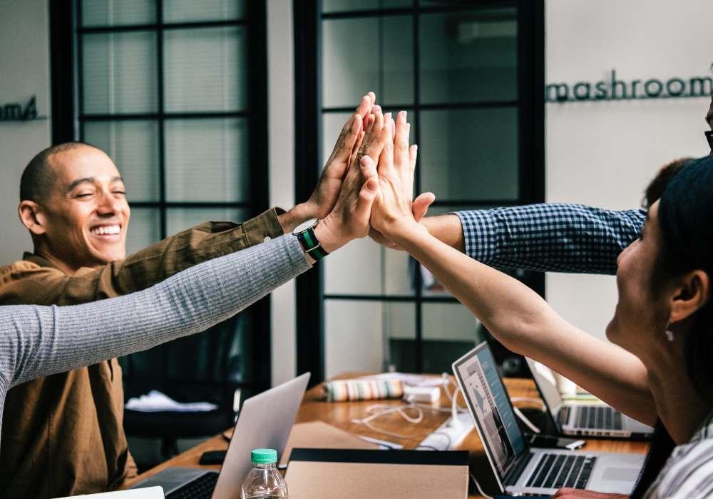 Les coachs aident au développement de l'esprit collaboratif